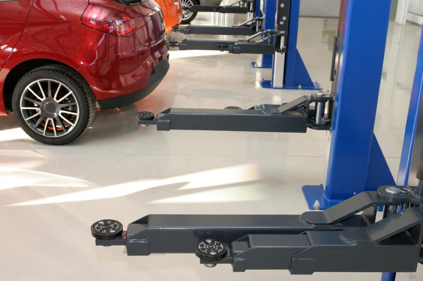 epoxy floor coatings for industrial auto manufacturer
