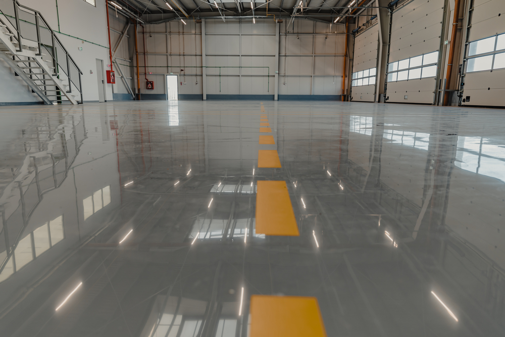 Epoxy Flooring Contractors Nashville