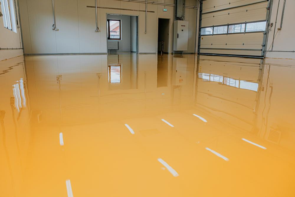 Warehouse epoxy floors Nashville